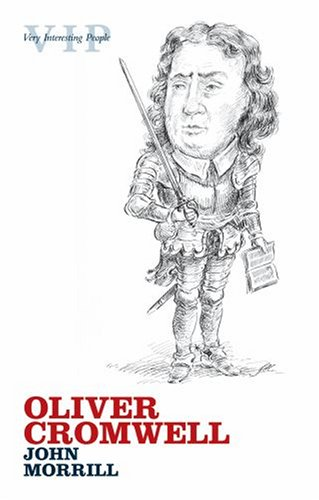Oliver Cromwell   2007 9780199217533 Front Cover