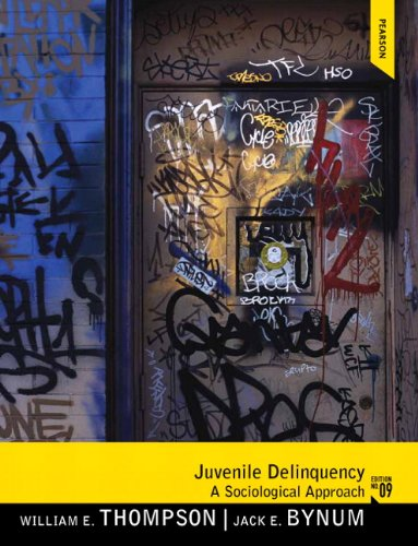 Juvenile Delinquency  9th 2013 (Revised) edition cover