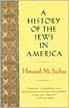 History of the Jews in America   1992 9780394573533 Front Cover