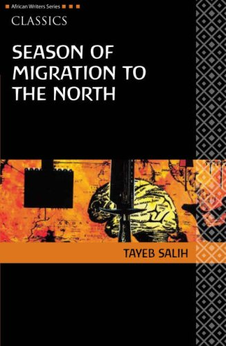 Season of Migration to the North   2008 edition cover