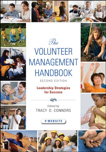 Volunteer Management Handbook Leadership Strategies for Success 2nd 2012 9780470604533 Front Cover