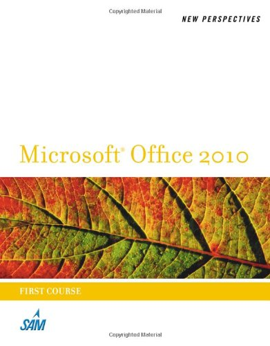 Microsoft� Office� 2010   2011 9780538746533 Front Cover