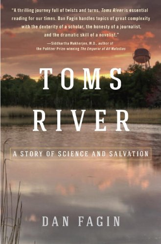 Toms River A Story of Science and Salvation  2013 edition cover