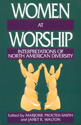 Women at Worship Interpretations of North American Diversity N/A edition cover