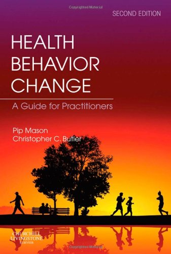 Health Behavior Change  2nd 2010 (Guide (Instructor's)) edition cover