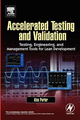 Accelerated Testing and Validation   2004 9780750676533 Front Cover