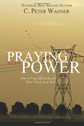 Praying with Power  2008 edition cover