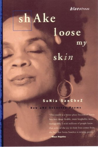 Shake Loose My Skin New and Selected Poems  2000 edition cover