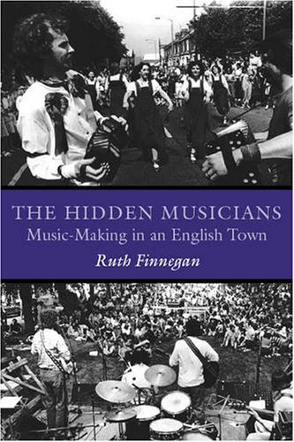 Hidden Musicians Music-Making in an English Town N/A edition cover