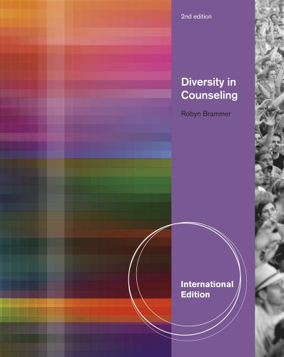 Diversity in Counseling  2nd 2012 edition cover