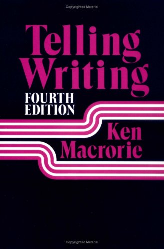 Telling Writing  4th edition cover