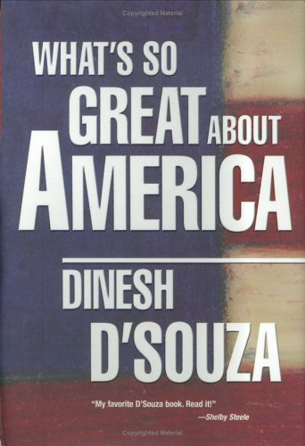 What's So Great about America   2001 edition cover