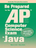 Be Prepared for the Ap Computer Science Exam in Java:   2014 edition cover