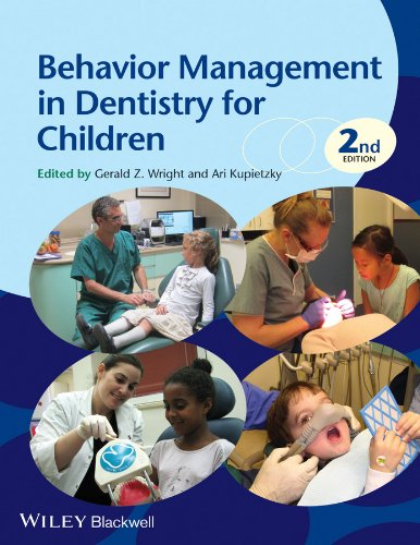 Behavior Management in Dentistry for Children  2nd 2014 edition cover