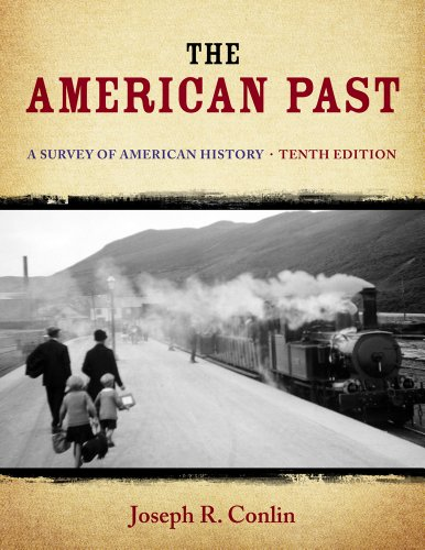The American Past: A Survey of American History  2013 edition cover