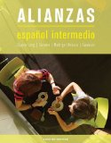 Alianzas, Student Text:   2014 edition cover