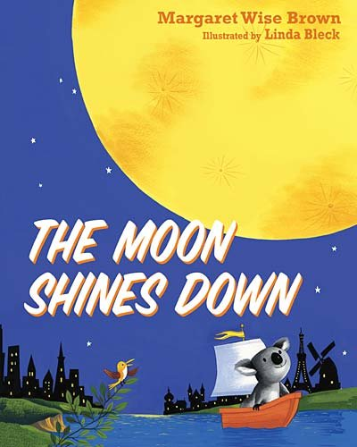 Moon Shines Down   2011 9781400316533 Front Cover