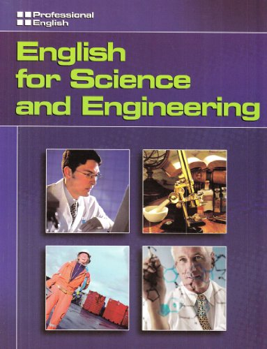 English for Science and Engineering   2007 edition cover
