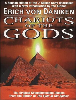 Chariots of the Gods:  2011 edition cover