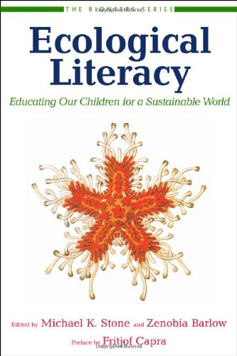 Ecological Literacy Educating Our Children for a Sustainable World  2005 edition cover