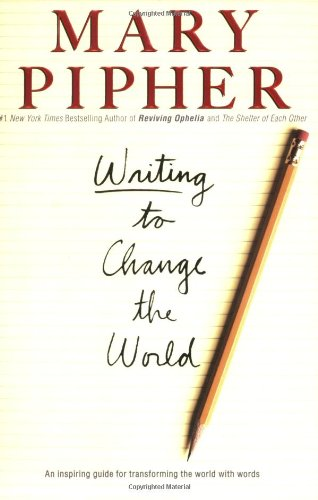 Writing to Change the World  N/A edition cover