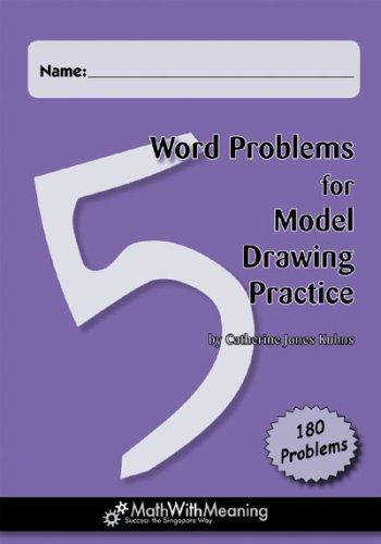 WORD PROB.F/MODEL DRAWING PRAC N/A edition cover