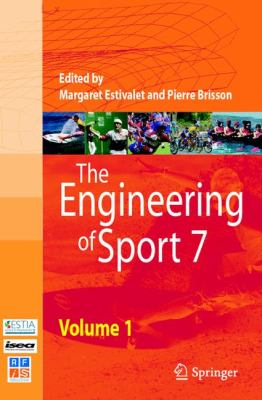 Engineering of Sport 7 Vol. 1  2008 edition cover