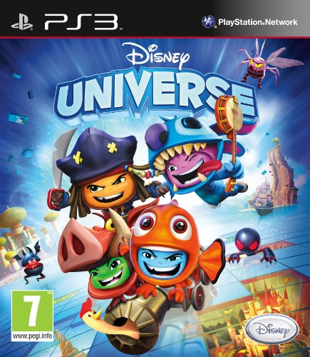 Disney Universe (PS3) (UK) PlayStation 3 artwork