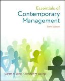 Essentials of Contemporary Management:  6th 2014 9780077862534 Front Cover
