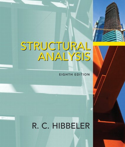 Structural Analysis  8th 2012 (Revised) edition cover