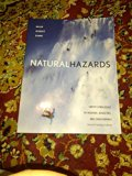 NATURAL HAZARDS >CANADIAN ED< N/A 9780135090534 Front Cover