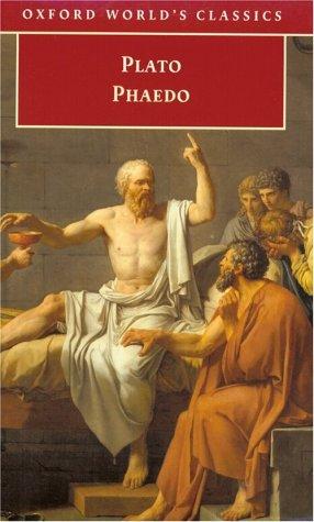 Phaedo   1999 edition cover