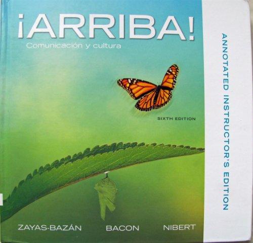 Arriba! Comunicacio'n Y Cultura N/A edition cover