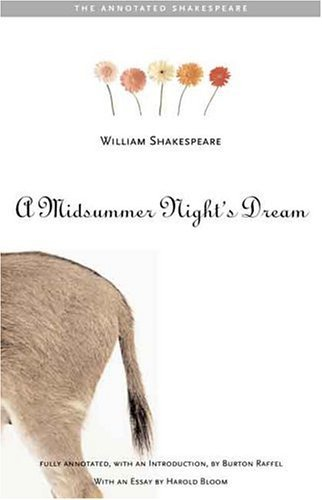 Midsummer Night's Dream   2005 edition cover