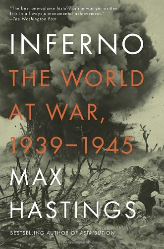 Inferno The World at War, 1939-1945 N/A edition cover