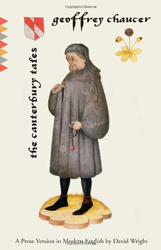 Canterbury Tales A Prose Version in Modern English N/A 9780307743534 Front Cover