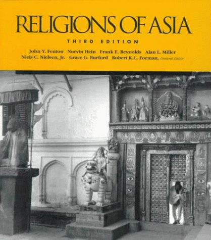 Religions of Asia  3rd edition cover