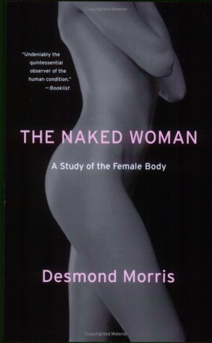 Naked Woman A Study of the Female Body  2005 edition cover