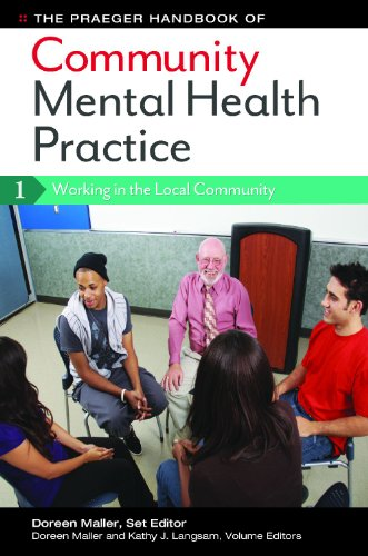 Praeger Handbook of Community Mental Health Practice  N/A edition cover