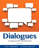 Dialogues: An Argument Rhetoric and Reader  2014 edition cover