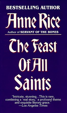 Feast of All Saints   1979 9780345334534 Front Cover