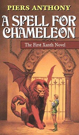Spell for Chameleon   1977 edition cover