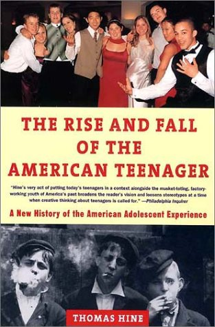 Rise and Fall of the American Teenager  N/A edition cover