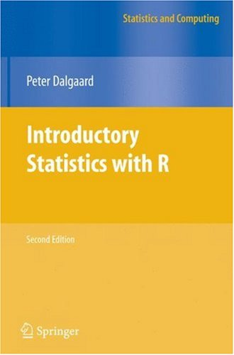 Introductory Statistics with R  2nd 2008 edition cover