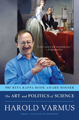Art and Politics of Science   2010 edition cover