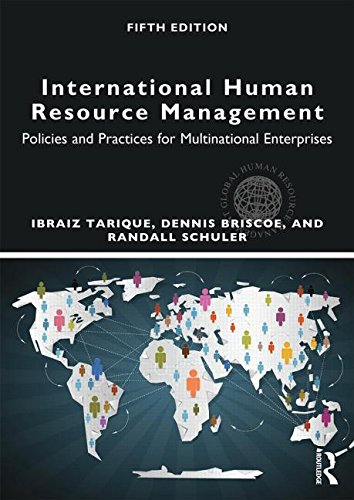 International Human Resource Management: Policies and Practices for Multinational Enterprises  2015 edition cover