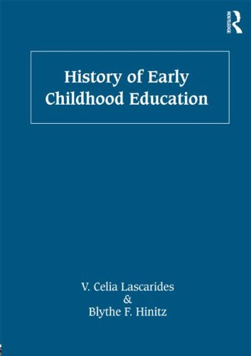 History of Early Childhood Education   2011 edition cover