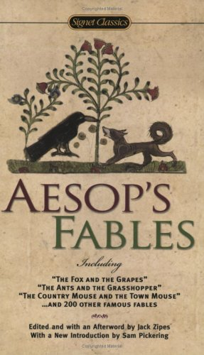 Aesop's Fables   2004 edition cover