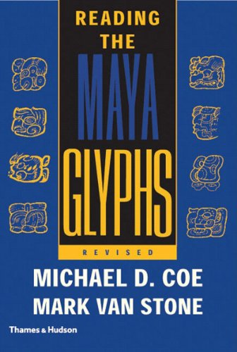 Reading the Maya Glyphs  2nd 2005 (Revised) edition cover