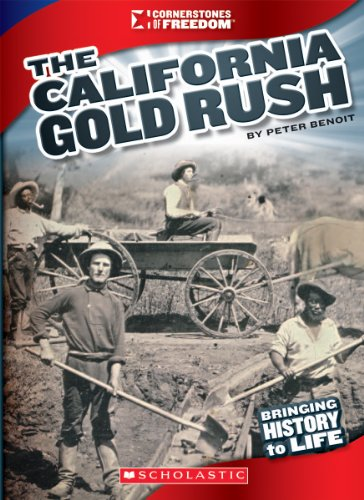 California Gold Rush   2012 9780531230534 Front Cover
